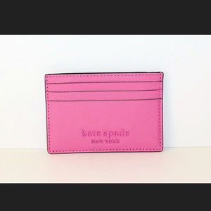 Kate Spade Cameron Monotone Small Card Holder